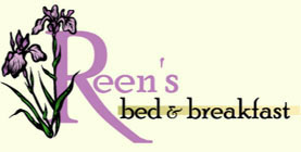Reen's Bed and Breakfast Logo